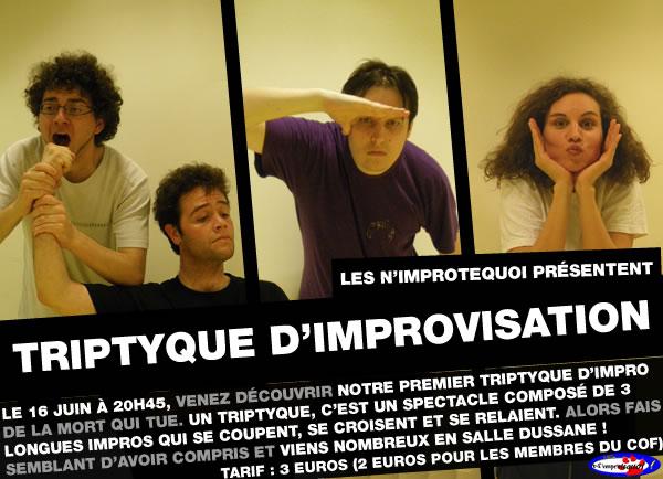 Affiche Triptyque Improvisation 16 juin (mini)